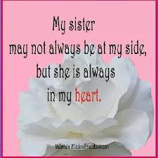 Inspirational Quotes For Sisters Adorable Inspirational Quotes About Sisters On QuotesTopics