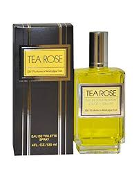 Tea Rose by Perfumer's Workshop for Women - 4 ... - Amazon.com