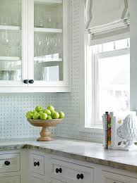 white marble tile kitchen.  Tile Black And White Marble Tile Kitchen Backsplash Throughout N