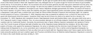 napoleon bonaparte essay french revolution rise of napoleon bonaparte essay yard blog
