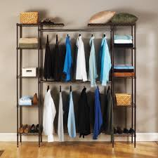 Bronze Seville Classics Expandable Closet Organizer - Free Shipping Today -  Overstock.com - 16325664