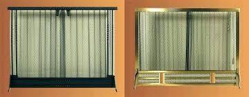 screen curtain screen curtain mesh fireplace curtains fireplace screen curtain imposing ideas fireplace screen curtain freestanding