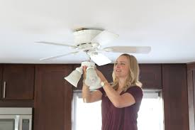 how to replace a ceiling fan