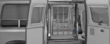 wheelchair lift for van. BraunAbility-Wheelchair-Lifts Wheelchair Lift For Van