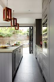 The Garden Kitchen Blur The Boundaries Between Inside And Out With Bifold Patio Doors