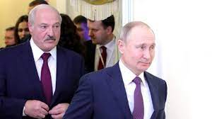 Alexander grigoryevich lukashenko or alyaksand(а)r ryhoravich lukashenka in belarusian (born 31 august 1954) is a belarusian politician who has served as the first and current president of belarus since the establishment of the office on 20 july 1994. Belarus Leader Says Putin Offers Help As Pressure Builds The Moscow Times