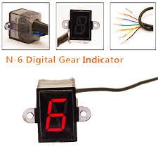 gear indicator motorcycle gear