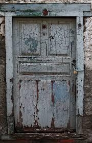 old door antique texture locked door