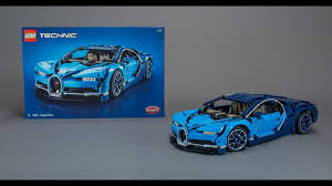 The gearbox is equally as complex, with eight fully functioning gears. Lego Technic 42083 Bugatti Chiron The World S Most Luxurious Supercar Now A Premium Lego Set Review Video The Brothers Brick The Brothers Brick