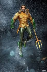 Hot Toys Share Final Product Images for Aquaman <b>1/6 Scale Figure</b> ...