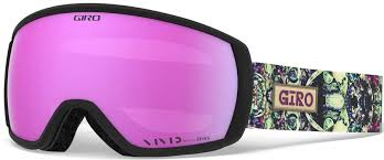 Giro Facet Vivid Pink Womens Ski Snowboard Goggles M Kaleidoscope