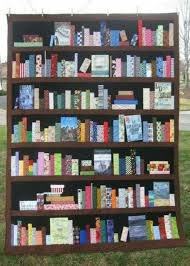 Bookshelf Quilt Pattern Simple Decorating Design