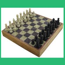 Game With Stones And Wooden Board Handmade Wooden Marble Stone Chess And Board Set Game Unique 25