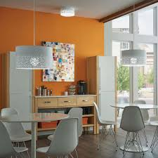Kitchen Flush Mount Ceiling Lights Crossblend Grande Drum Shade Pendant Light By Lbl Lighting Ylighting