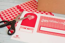 puppy love valentine mailbox printable