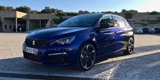 2018 peugeot 308 gti. wonderful 2018 2018 peugeot 308 gti 270 review  track test intended peugeot gti