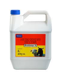 Brotone S Sheep And Goat Liver Tonic Virbac India