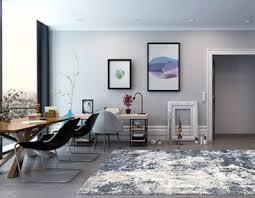 modern patchwork carpets