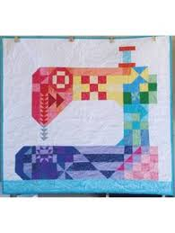 Free sewing machine quilt pattern from McCall's Quilts. Cute for a ... & Stitch Happens Quilt Pattern Adamdwight.com