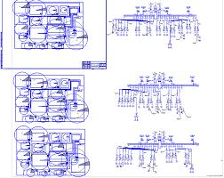 Курсовые и дипломные проекты по электроснабжению Чертежи РУ Курсовой проект Электроснабжение машиностроительного завода
