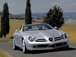 1999 Mercedes-Benz Vision SLR Pictures, History, Value, Research ...