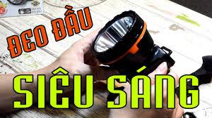 Đèn pin sạc led đội đầu Điện Quang giá rẻ bảo hành 1 đổi 1 trong 12 tháng -  YouTube
