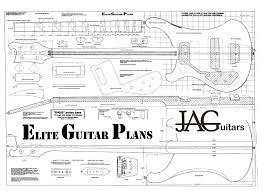 rickenbacker bass plans by jaguitars luthiers plan to build rickenbacker r4001 series bass p035