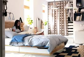 Modern Ikea Small Bedroom Designs Ideas Awesome Inspiration
