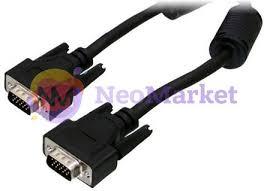 <b>Аксессуар 5bites VGA 15M</b> / VGA 15M 15m APC-133-150 Black ...