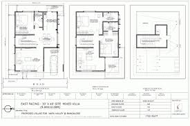 30 x 30 house plans east facing fresh 30 awesome house plan for 30x40 site graphics