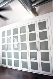 Chic Ikea Closets Method Phoenix Modern Bedroom Decoration Ideas With  Built In Closet Closet Clothes Storage Cost Effective DIY Exposed Ducts  Frosted Glass ...