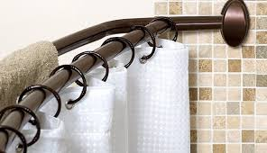glass corner rod kit claw liner height tub ideas bath shower clawfoot above enclosure liners bathroom