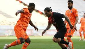 Gaziantep FK - Başakşehir! Maçta tek gol var! CANLI - Tüm Spor Haber