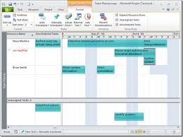 Project 2010 Introducing The Team Planner Microsoft