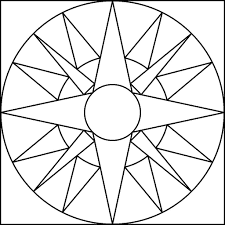 Symmetrical Coloring Pages Ahmedmagdy Me Throughout Capricus With In