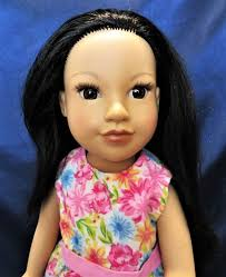 Toys r us asian doll