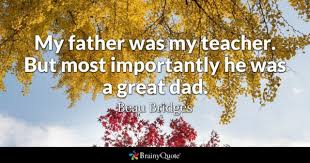 Famous Quotes About Family Best Father Quotes BrainyQuote