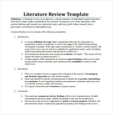 Literature Review Example Apa Literature Review Apa Format Example Mwb Online Co