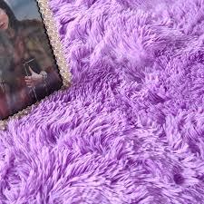 rug pile height promotional velvet floor carpet for living room