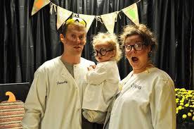 mad scientist family costume
