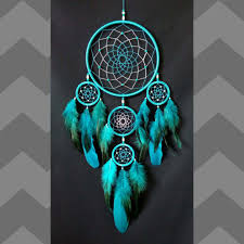 What Is A Dream Catcher Used For Turquoise Dream Catcher Each Dreamcatcher Is Individually Handmade 39