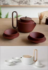modern tea sets to show off your tea making skills  contemporist