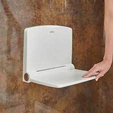 chroma wall mounted folding shower