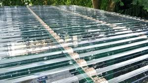 corrugated acrylic roof panels corrugated plastic roofing corrugated clear roofing panels