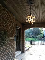 moravian star pendant ballard designs