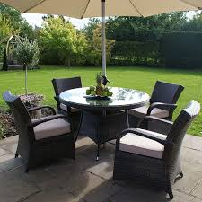 outdoor rattan dining sets uk