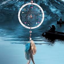 Nice Dream Catchers Delectable Nice Dream Catchers New Nice Dream Catcher Circular Feathers Hanging