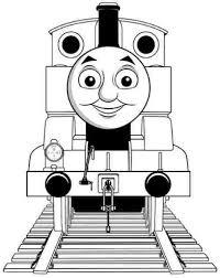 Thomas The Train Coloring Pages To Print Csengerilawcom