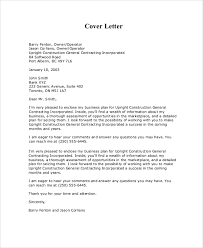 Project Proposal Cover Letters 8 Sample Business Proposal Cover Letters Pdf Word