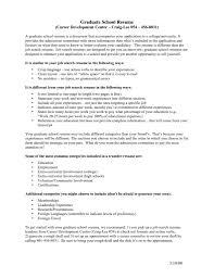 graduate school admission resume with graduate school resume admission resume sample